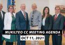 Upcoming Mukilteo City Council meeting