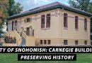 City of Snohomish completes Carnegie Building restoration