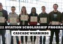 Cascade Warbirds announces 2022 aviation scholarship program