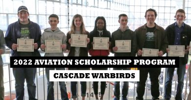cascade warbirds