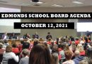 Upcoming Edmonds School Board meeting