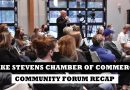 2021 Greater Lake Stevens Chamber Candidate Forum