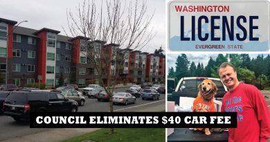 lynnwood car fees