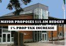 Mukilteo Mayor Gregerson proposes $15.8M budget