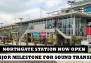 Sound Transit's Grand Opening of three new Light Rail Link stations