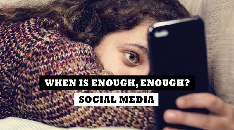 social media toxic