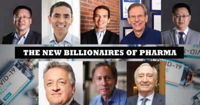 covid vaccine billionaires
