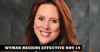 Wyman resigns
